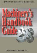 Machinery s Handbook Guide 28