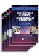 The Electric Power Engineering Handbook  Third Edition   Five Volume Set