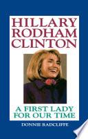 Book Hillary Rodham Clinton