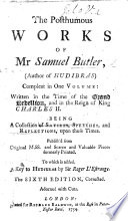 The Very Best Of Samuel Butler [Pdf/ePub] eBook