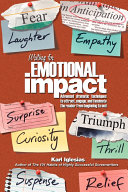 Writing for Emotional Impact Book PDF