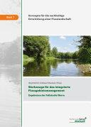 Werkzeuge für das integrierte Flussgebietsmanagement