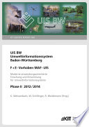 UIS BW. Umweltinformationssystem Baden-Wuerttemberg. F+E-Vorhaben MAF-UIS. Moderne anwendungsorientierte Forschung und Entwicklung fuer Umweltinformationssysteme. Phase II 2012/14