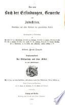 Das neue Buch der Erfindungen  Gewerbe und Industrien