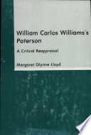 William Carlos Williams S Paterson