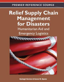 Relief Supply Chain Management for Disasters