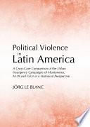 Political Violence in Latin America