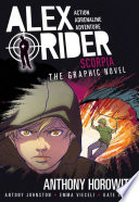 Scorpia  an Alex Rider Graphic Novel