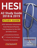 Hesi A2 Study Guide 2018   2019