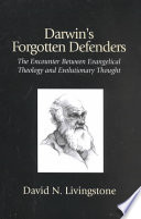 Darwin s Forgotten Defenders
