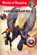 Captain America  The Winter Soldier  Falcon Takes Flight