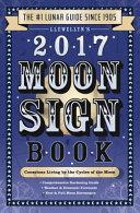 Llewellyn s 2017 Moon Sign Book
