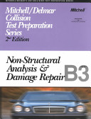 Non structural Analysis   Damage Repair