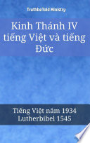 Kinh Thánh IV tiếng Việt và tiếng Đức