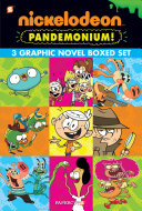 download ebook nickelodeon pandemonium boxed set: vol. #1-3 pdf epub
