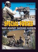 Forces spéciales - Guerre contre Saddam Hussein