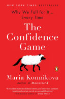 The Confidence Game Book