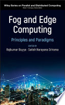 Fog And Edge Computing