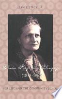 Elsie Ripley Clapp  1879 1965