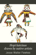 Hopi Katcinas Drawn by Native Artists