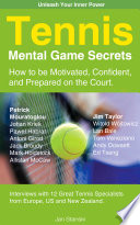 Tennis Mental Game Secrets