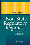Non State Regulatory Regimes