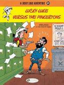 Lucky Luke Versus the Pinkertons
