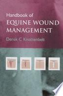 Handbook of Equine Wound Management