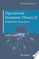 Operational Quantum Theory Ii book