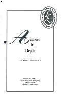 Authors in Depth
