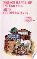 Performance of Integrated Milk Co operatives