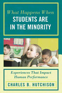 What Happens when Students are in the Minority