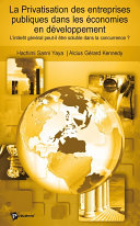 La privatisation des entreprises publiques dans les économies en développement