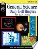 General Science  Grades 5   8