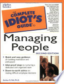The Complete Idiot S Guide To Managing People 2nd Edition
