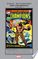 Champions Masterworks Vol  1
