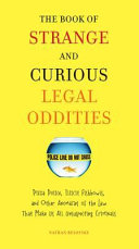 download ebook the book of strange and curious legal oddities pdf epub