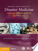Koenig and Schultz s Disaster Medicine