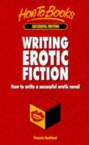 Writing Erotic Fiction