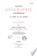 Nouvelle geographie universelle  la terre et les hommes