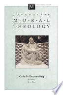 Journal of Moral Theology  Volume 7  Number 2