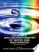 UV Visible Spectrophotometry of Water and Wastewater