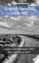 English Swedish Bible No7