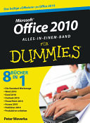 Office 2010 f  r Dummies  Alles in einem Band