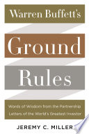 Warren Buffett s Ground Rules