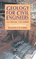 Geology for Civil Engineers  Second Edition