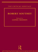 download ebook robert southey pdf epub