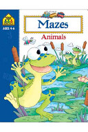 Mazes Animals Activity Zone
