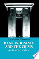 Bank Indonesia and the Crisis Book PDF