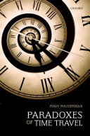 download ebook paradoxes of time travel pdf epub